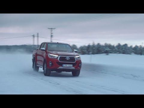 Toyota Hilux Ultimate - lika bekväm på alla underlag.