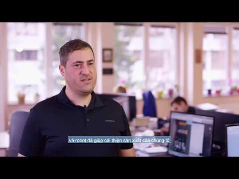 Đáp ứng yêu cầu của khách hàng hiệu quả nhờ Universal Robots - Công ty Izoelektro tại Slovenia