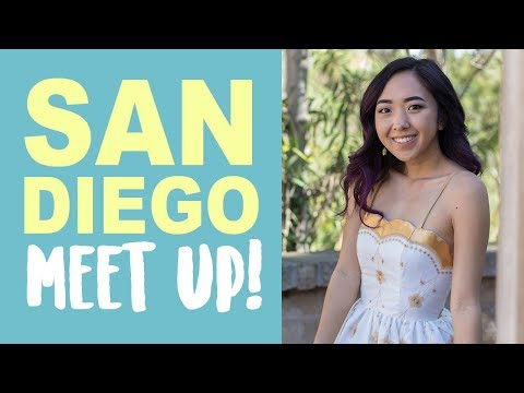 Getting Ready for SD Meet Up!| VLOGMAS 11