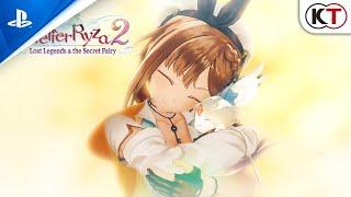 Atelier ryza 2 : les légendes oubliées & le secret de la fée :  bande-annonce