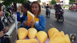 Asian Street Food, Amazing Street Food And Skills, Village Food Factory