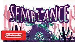 Semblance Release Date Trailer - Nintendo Switch