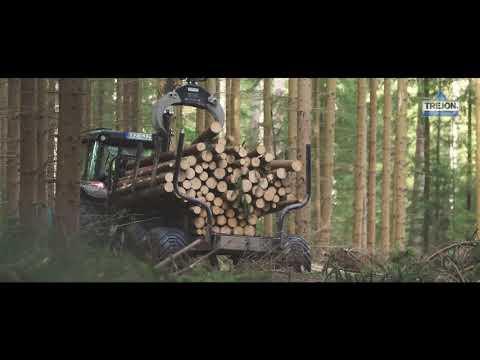 Trejon Multiforest MF1202 - Quick preview teaser