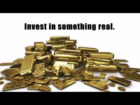 Invest in Something Real - 30 Second Version in HD - Gold IRA Rollover from American Bullion Inc.