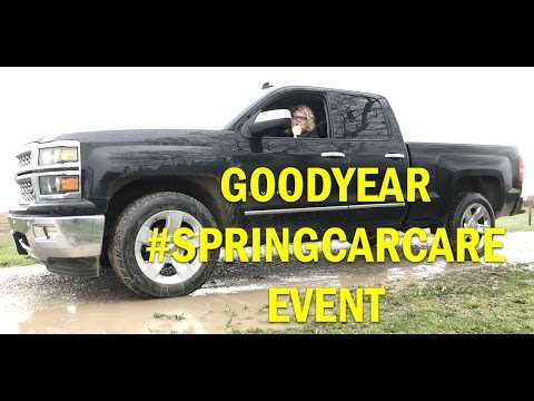 Goodyear Spring Car Care Event