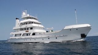 How This $20M Superyacht Fights a Hurricane's Wrath