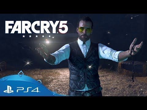 Far Cry 5 | Trailer da história | PS4