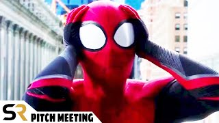 Spider-Man Leaving The MCU Pitch Meeting