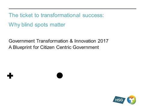 GTI2017 Sn21: Why Blind Spots Matter - HSG