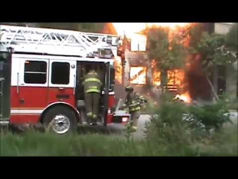 The Entire Gary Fire Department Responded To This Fire!