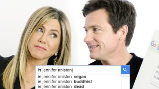 Jennifer Aniston & Jason Bateman Answer the Web's Most Searched Questions | WIRED