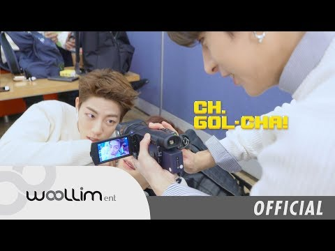 "골든차일드(Golden Child) ""CH.GOL-CHA!"" Ep.6"