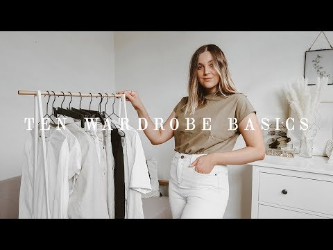 10 BASICS YOU NEED IN YOUR SUMMER WARDROBE | I Covet Thee