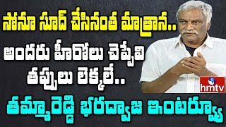 Tammareddy interview- Corona effect on Tollywood..