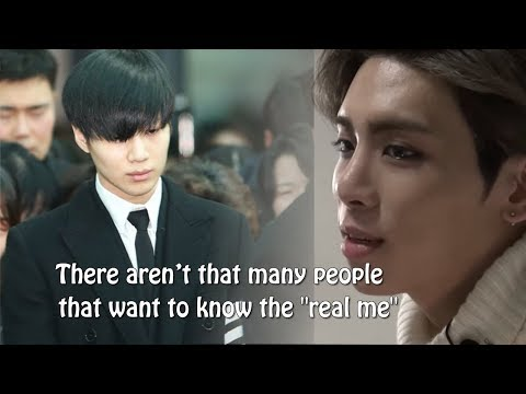 Taemin's Heartbreaking Message To Jonghyun's Future, Jonghyun was afraid to be himself,