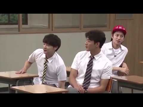 Unedited video regarding Heechul's cold attitudes towards KyungHoon