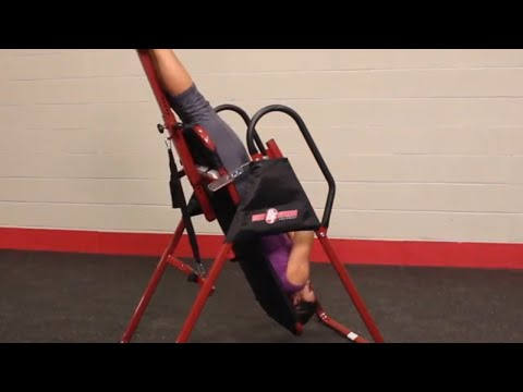 Best Fitness Inversion Table (BodySolid.com)