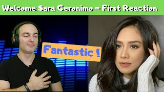 WOW!! First Time Watching Sarah Geronimo - I Surrender (Israeli REACTION)