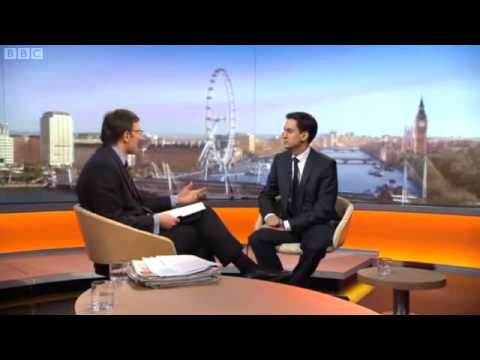 Labour Leader Ed Miliband Backs Universal Benefits - Smashpipe News