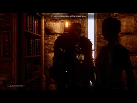 Dragon Age Inquisition - If I Was Possessed? (Cullen Romance PC Part 15)