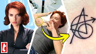 Actors Who Got Real Tattoos For A Role