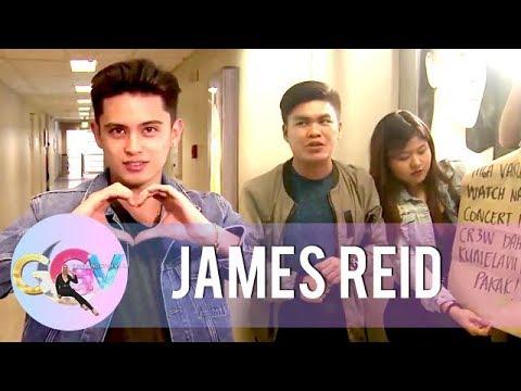 Vice Ganda pranks James Reid | GGV