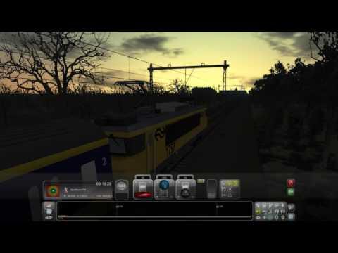08 Pendelritje van Stroe naar ApeldoornTrain Simulator 2017 Scenarios