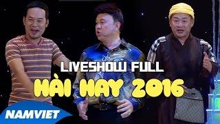 Liveshow Hài 2016 Chí Tài, Tấn Beo, Long Đẹp Trai, Hoàng Sơn - 12 Năm Nụ Cười Mới Hài Hay 2016