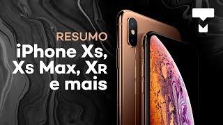 iPhone XS, XS Max e XR - Resumo da conferência da Apple - TecMundo