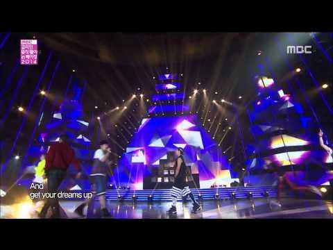 [1080p] 141207 2PM Go crazy & Hands Up @ 2014 MBC Korean Music Wave in BeiJing