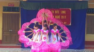 Bài múa Cô ơi lớp 5A trường tiêu học Đức Long Nho Quan Ninh Bình