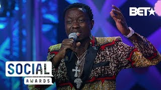 Michael Blackson Goes After Mo'Nique | BET Social Awards