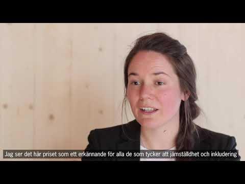 Årets träfluga 2018 - Intervju med vinnaren Elin Olofsson
