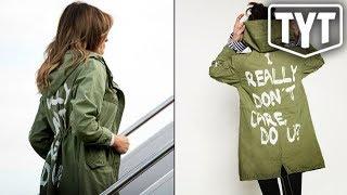 Melania Trump Trolls Immigrant Children