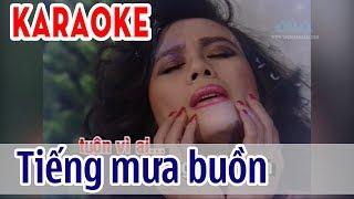[ KARAOKE Tone Nữ] Tiếng Mưa Buồn - Ngọc Lan | Asia Karaoke Beat Chuẩn