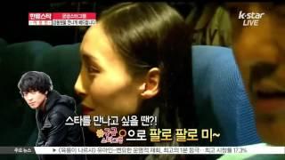 [K-STAR REPORT]Kang Dong-won live movie premier/궁금스타그램] 강동원 건전지 낳은 사연은?
