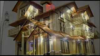 Biệt Thự Tăm Tre Số 11 ( Biệt Thự Xinh - DinhQuan.info)
