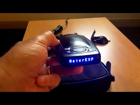 video Escort Passport 9500iX Radar Detector