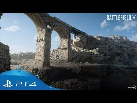 Battlefield V | Official Launch Maps | PS4