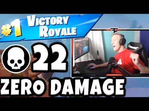 22 kills without taking damage (World Record)