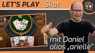 Cent Skat live mit Daniel alias arielle - mitspielen, kiebitzen, mitfiebern!