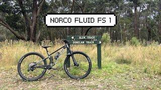 Norco Fluid FS1 2021 - Bike Check