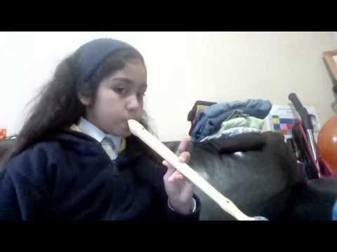 Tutorial flauta dulce - Todos juntos los jaivas