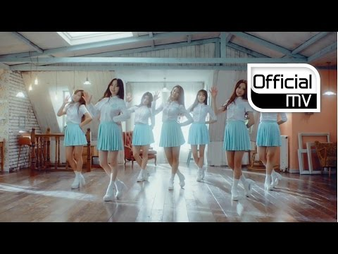 [MV] Lovelyz(러블리즈) _ Hi~ (안녕) (Choreography Ver.)