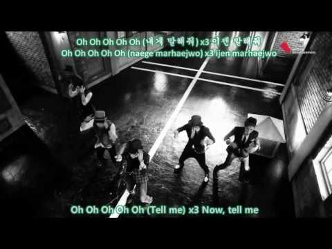 C-Clown Tell Me MV [Eng Sub + Romanization + Hangul] HD