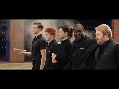 Kwik Fit TV Advert 2016 - Getting To The Church On Time