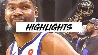 Best Kevin Durant Highlights 2017-2018 Season | Clip session
