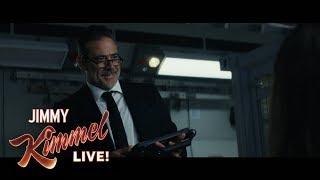 Jeffrey Dean Morgan & Dwayne 'The Rock' Johnson Stunt Fail