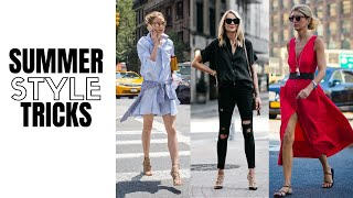 How To Style Summer's Top Fashion Trends Like A Pro