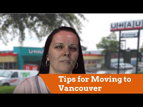 Tips for Moving to Vancouver